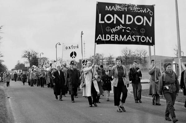 1959 Aldermaston march