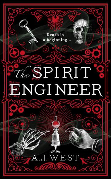 Buy The Spirit Engineer by AJ West